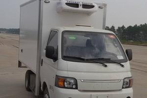 江淮帅铃HFC5031XLCPV4EV1B3型纯电动卡车