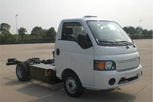 江淮帅铃HFC1031PV4EV1B3型纯电动卡车底盘