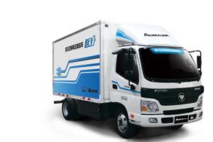 欧马可5T纯电动物流车