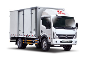 东风7.5纯电动厢货运输车