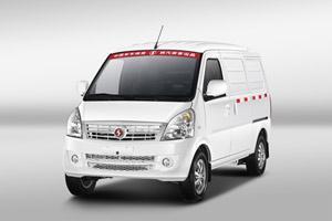 陕汽通家电牛1号(STJ5023XXYEV)纯电动车