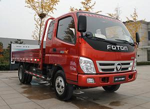[车辆测评]福田奥铃TX实车测评-中国卡车网