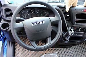 依维柯New Daily 170马力 4x4 二类底盘驾驶室