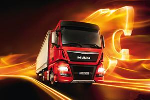 迎战无限未来,来自德国的曼恩卡车发展史