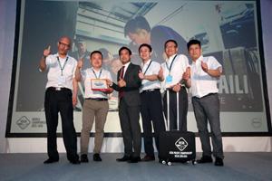 热烈祝贺 中国区两支服务团队顺利晋级沃尔沃VISTA大赛总决