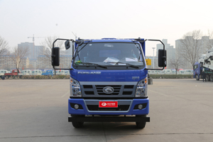 福田时代金刚 110马力 4X2 3.9米自卸汽车