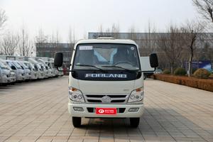 福田时代 小卡之星3 88马力 3.67米单排栏板载货车
