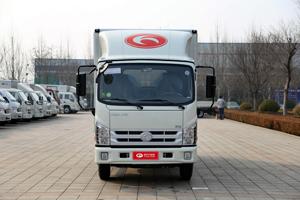 福田时代康瑞H2 95马力 4.15米单排厢式载货车
