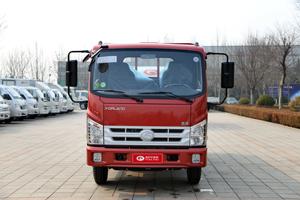 福田时代康瑞H2 110马力 4.15米单排栏板载货车