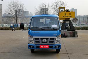 福田时代骁运3 82马力 3.27米排半平板自卸汽车