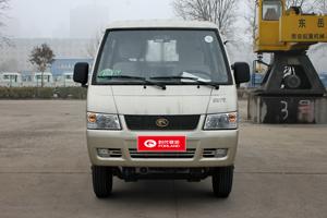 福田时代驭菱自卸 68马力 2.36米双排平板自卸汽车