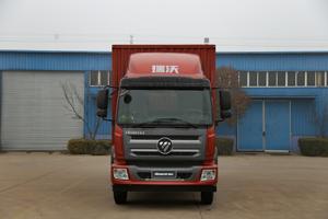 福田瑞沃中卡 4X2 厢式载货
