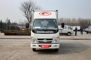 福田时代 小卡之星2 68马力 3.30/3.67米单排厢式运输车