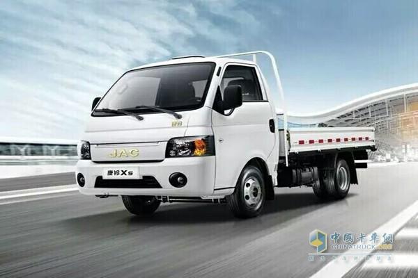 江淮 康铃X5 88马力 4X2单排栏板载货车