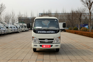 福田时代 小卡之星2 68马力 3.30/3.67米单排栏板载货车