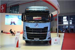 东风柳汽 乘龙H7重卡 320马力 8X4 载货车