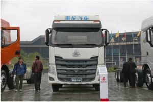 东风柳汽 乘龙H7 240马力 6X2载货车