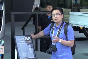 北京国际汽车展览会--走进四川现代