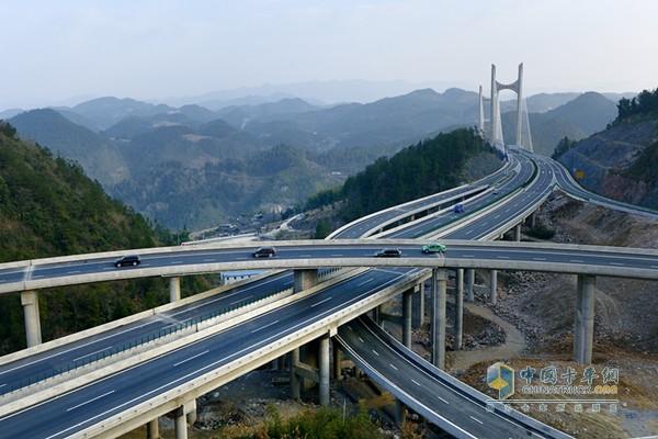 鹤峰中村大桥设计图
