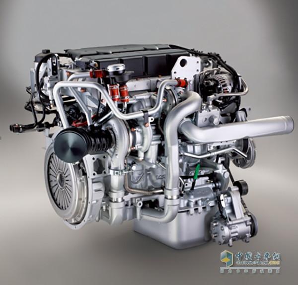 曼恩b0836lfl67共轨柴油发动机