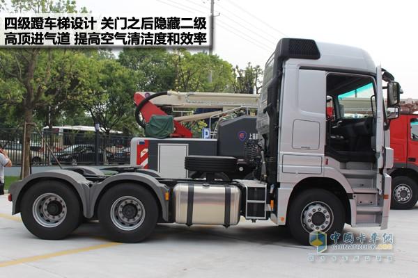 梅赛德斯-奔驰Actros2648 6×2卡车