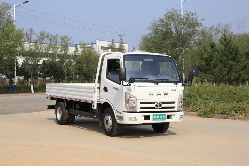 奥驰汽车 4×2 平板载货车(4b2-95c40发动机)
