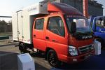 福田奥铃TX强劲版 L1800 轴距3360 4X2 双排 厢式