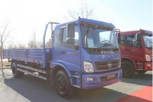 福田奥铃CTX科技版 154马力 4×2排半 平板载货车(5200轴距)