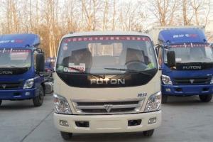 福田奥铃CTX经典版 154马力 4×2单排 平板载货车(4500轴距)