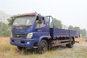 福田奥铃CTX经典版 154马力 4×2排半 平板载货车(山区型)