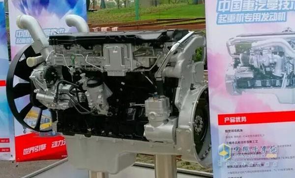 中国重汽曼技术发动机