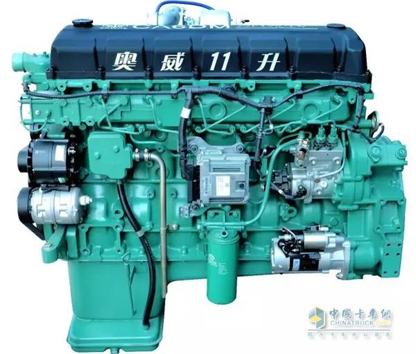 发动机,采用国际领先的四气门