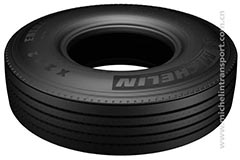 米其林XZA 2 Energy节油轮胎