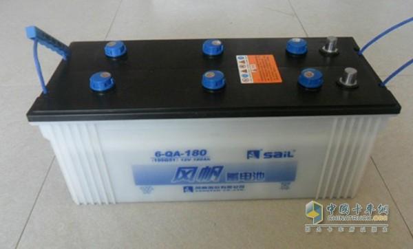 汽车cd单电瓶测试接线图