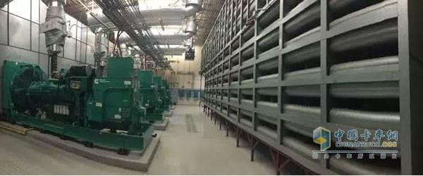 康明斯电力qsk95系列机组生产工厂探秘