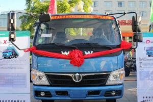 奥驰X2系列 95马力 4X2 4.2米自卸车(FD3040MD10K4)(5档)