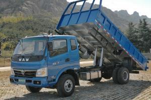 奥驰X3系列 130马力 4X2 3.85米自卸车(FD3046MW18K)
