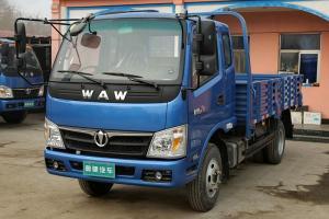 奥驰X3系列 132马力 4X2 5.26米自卸车(FD3123MP8K4)
