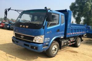 奥驰T3系列 115马力 4X2 3.64米排半自卸车(FD3043P10K4)