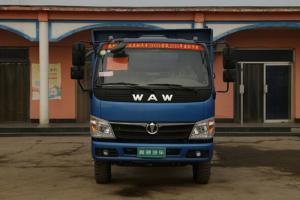 奥驰T2系列 115马力 4X2 3.64米排半自卸车(FD3043P10K4)