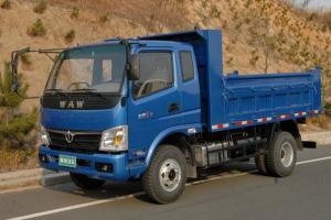奥驰T2工程系列 95马力 4X2 4.2米自卸车(FD3044MP10K4)