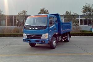奥驰T1系列 90马力 4X2 3.15米排半自卸车(FD3040P12K4)