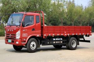 奥驰A3系列 130马力 4X2 4.8米排半栏板载货车(FD1086W63K)