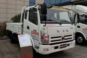 奥驰V3系列 102马力 3.85米排半栏板轻卡(FD1040W10K)