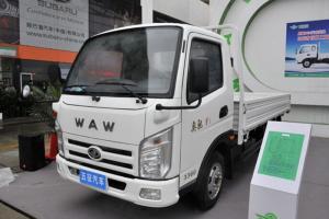 奥驰V3系列 120马力 4.2米单排栏板轻卡(FD1045W63K)