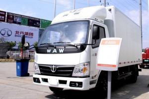 奥驰V2系列 95马力 4.2米单排厢式轻卡(FD5044XXYW63K )(云内动力)