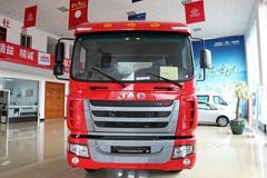 江淮格尔发K3系列中卡 165马力 4X2 排半载货车