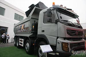沃尔沃集团携旗下多个卡车品牌在北京国际车展隆重登场