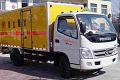福田汽车奥铃危险品运输车(国IV) BJ5069XQY-FA型