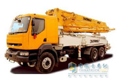 雷诺 Kerax 400 6X4 - 泵车 37m3